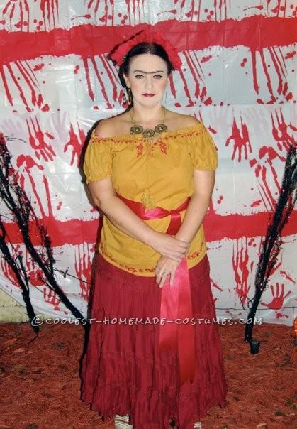 Full-length Frida