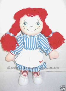 Doll was inspiration