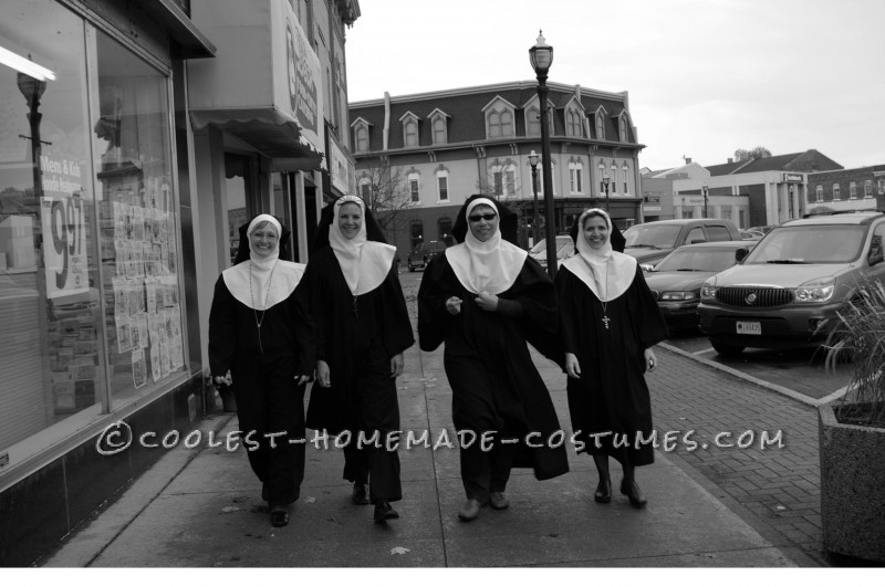 Coolest Nuns Group Costume