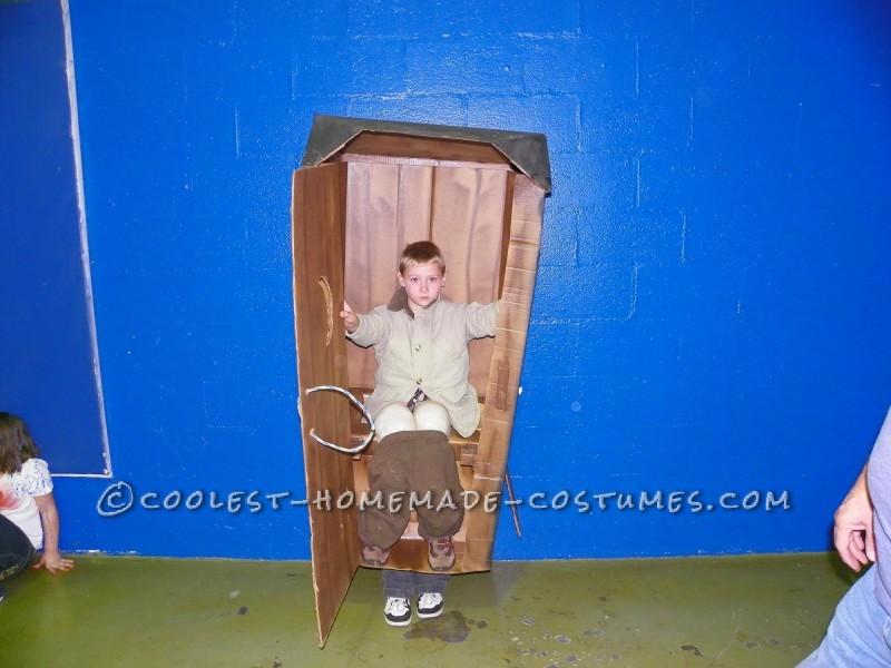 Outhouse Boy!