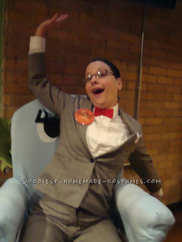 Coolest Pee Wee's Playhouse Group Halloween Costume - 1