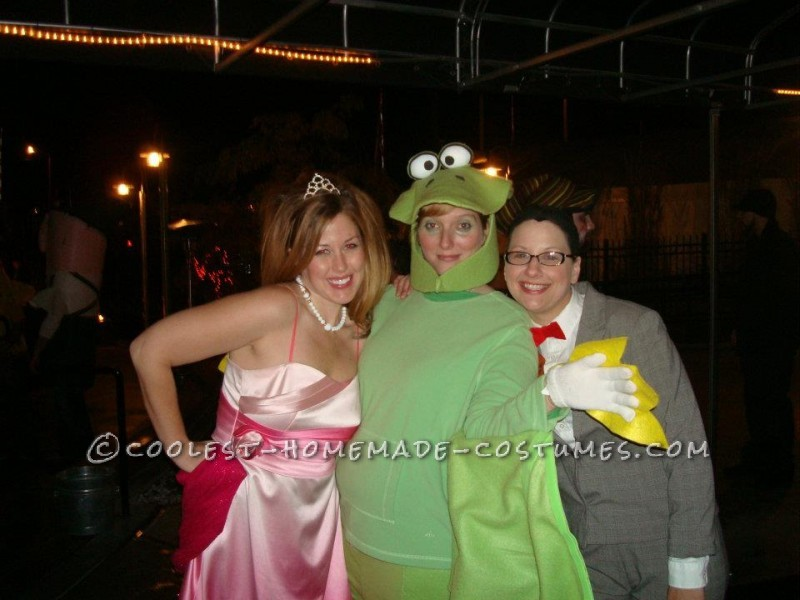 Coolest Pee Wee's Playhouse Group Halloween Costume - 2