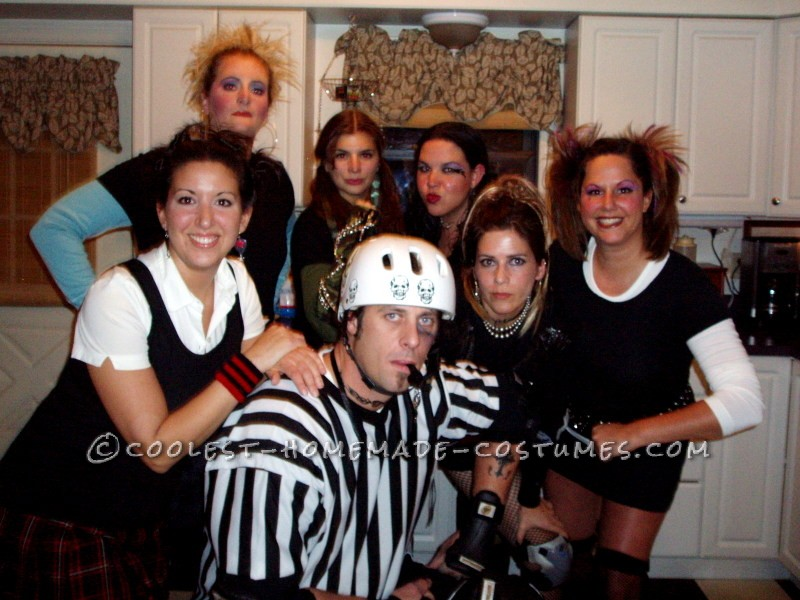Coolest Roller Derby Group Costume - 5