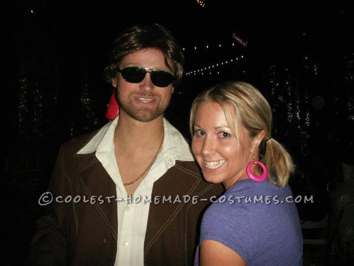Coolest Rollergirl and Dirk Diggler Costumes from Boogie Nights - 1