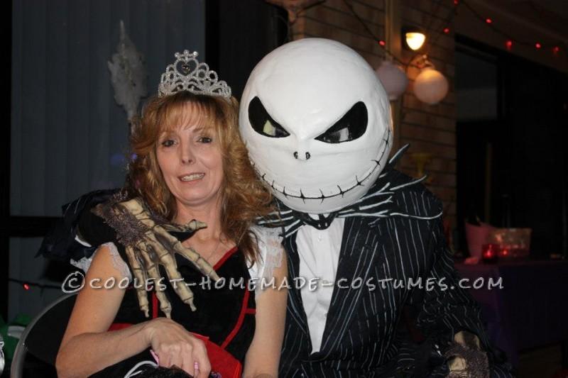 Scariest Disney Costume Welcome Jack Skellington - 1