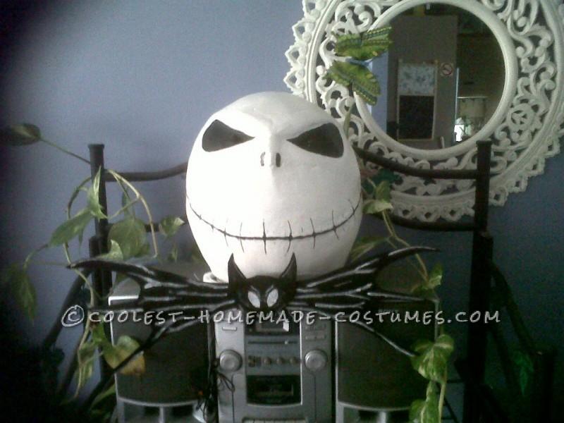 Scariest Disney Costume Welcome Jack Skellington - 3