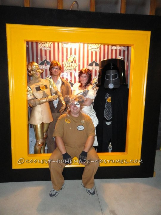 Coolest Spaceballs Cast Group Halloween Costumes - 1