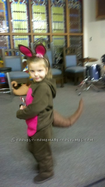 Coolest Kanga Kangaroo Child Costume