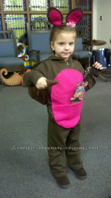 Coolest Kanga Kangaroo Child Costume - 1