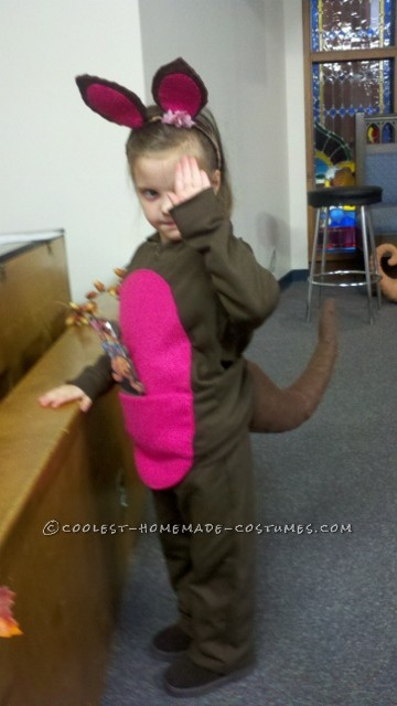 Coolest Kanga Kangaroo Child Costume - 2