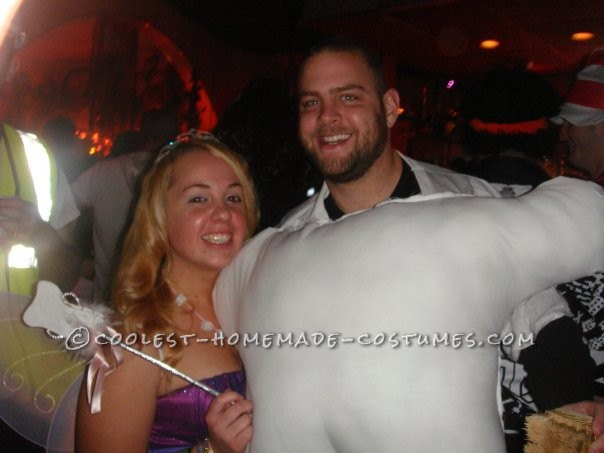 Coolest Tooth Fairy and Tooth Couple Halloween Costume - 1