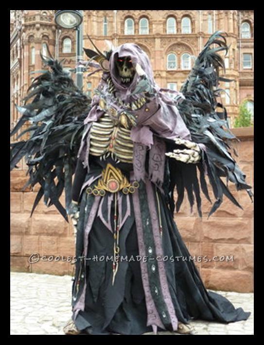Undead Necromancer Costume