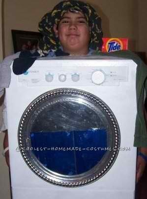 Original Washer Costume