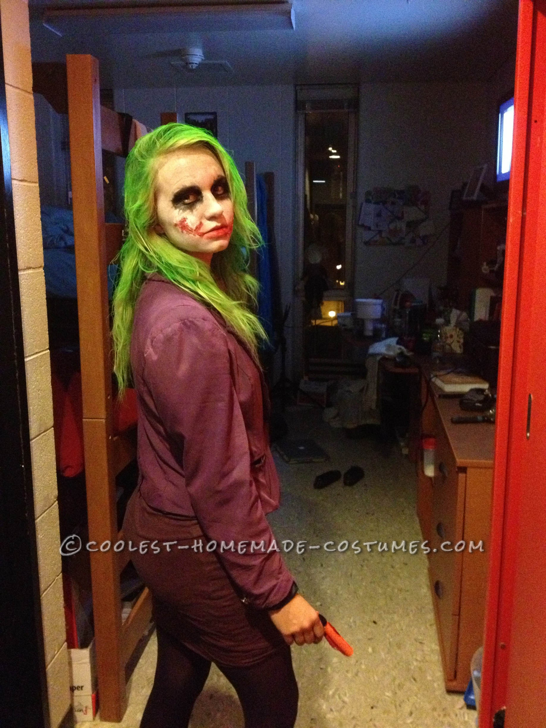 Full Makeup with costume