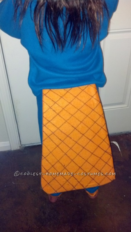 Fun Perry the Platypus Halloween Costume - 1