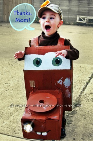 Coolest Homemade Cars Disney Costumes