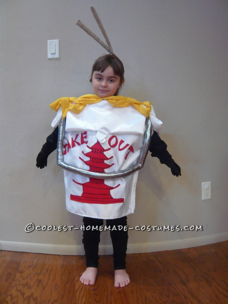 amazing children's sushi roll and chinese take out box halloween