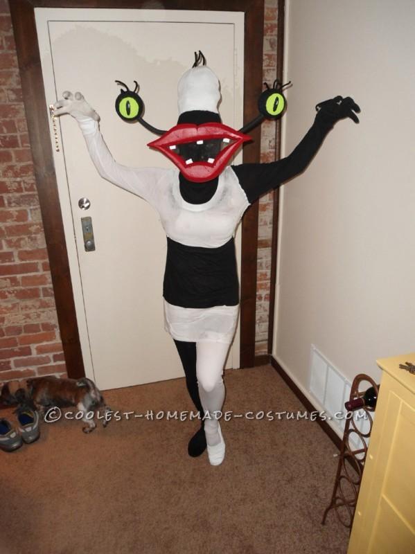 full costume!