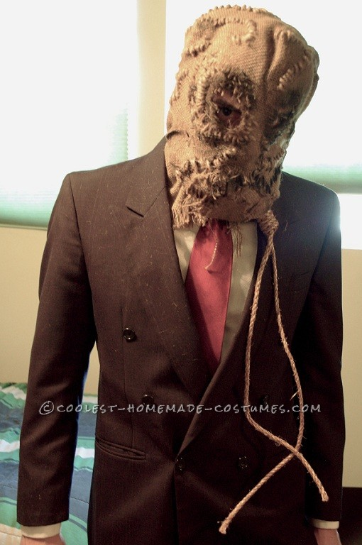 Original Homemade Costume from Batman Begins: Scarecrow - 3