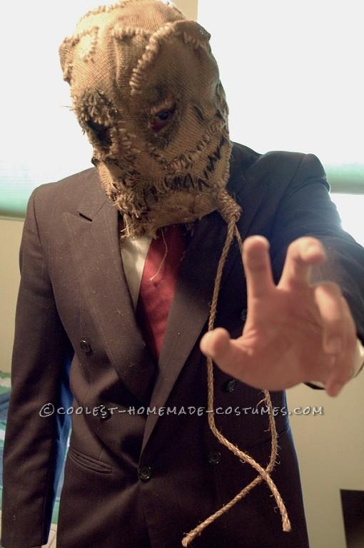 Original Homemade Costume from Batman Begins: Scarecrow - 2