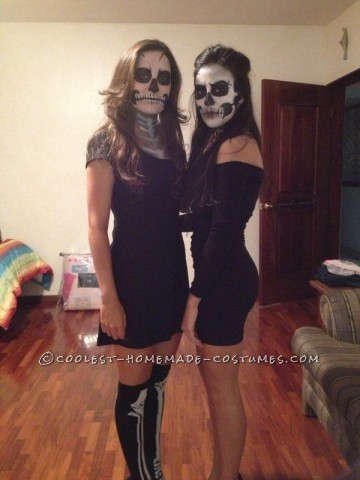 Best Skeleton Makeup Costume