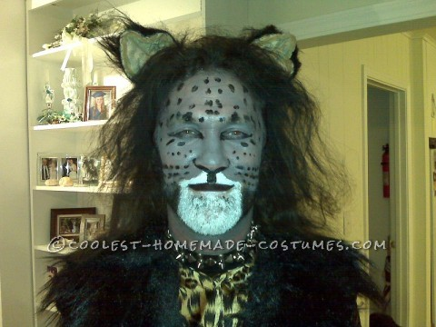 Cats Musical Homemade Halloween Costume