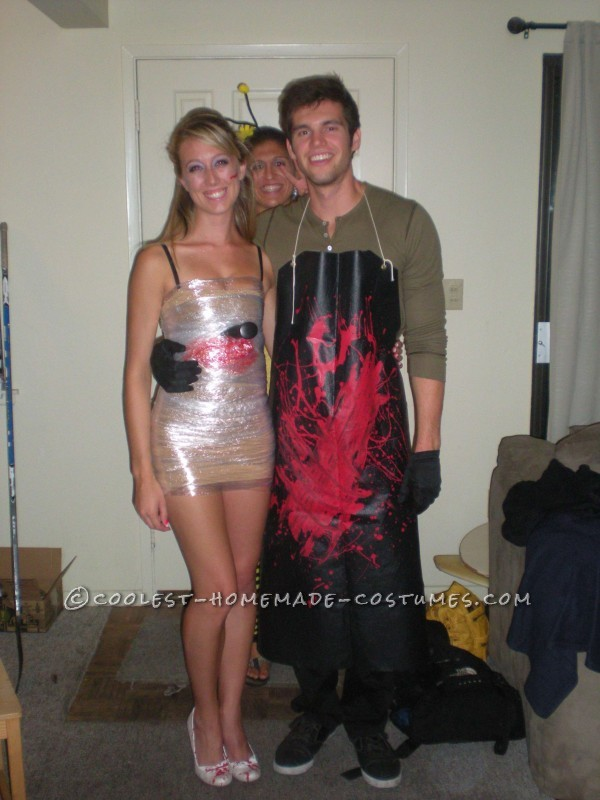 Costume Created by Micaela fromNewport BeachEasy Couples Costumes Ideas