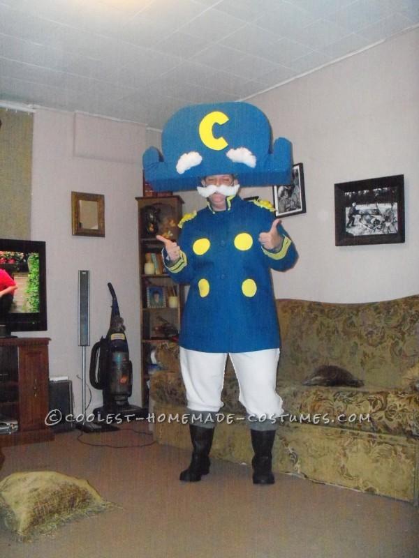 Coolest Captin Crunch Halloween Costume