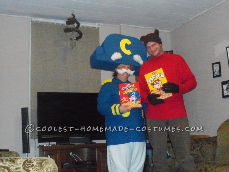 Coolest Captin Crunch Halloween Costume - 1