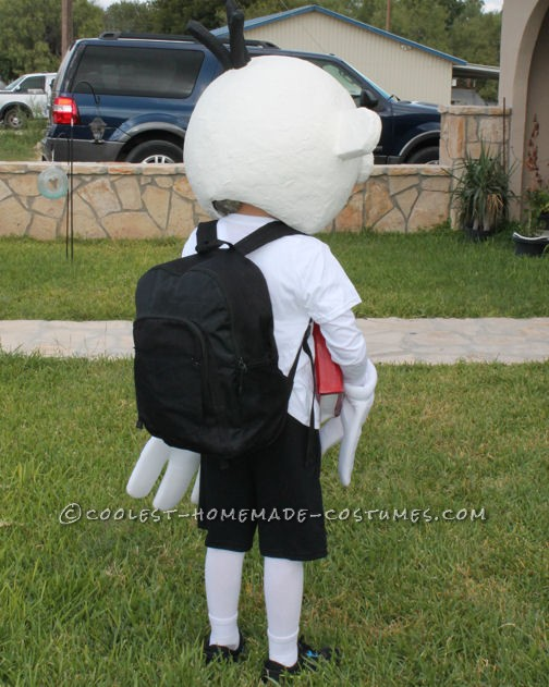 """This """"Greg"""" from 'Diary of a Wimpy Kid' cartoon drawing is very simple to make and only requires a few materials. Though I ha"""
