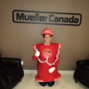 My name is Sean and I used to work for a company called Mueller.They sell underground water flow control products, I.e Fire Hydrants. 2years ago they