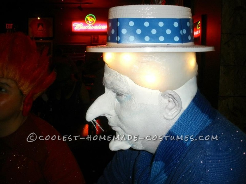 Coolest Heat Miser and Snow Miser Couple Halloween Costume - 2