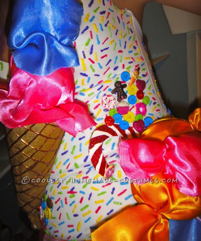Coolest Homemade Katy Perry California Gurls Costume