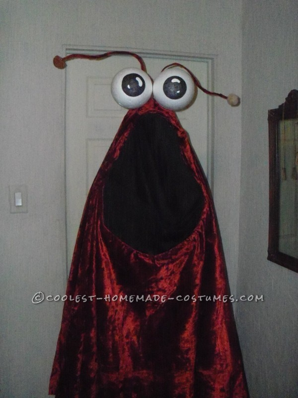 Coolest Homemade Yip Yip Costume