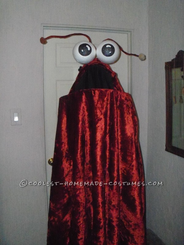 Coolest Homemade Yip Yip Costume - 1