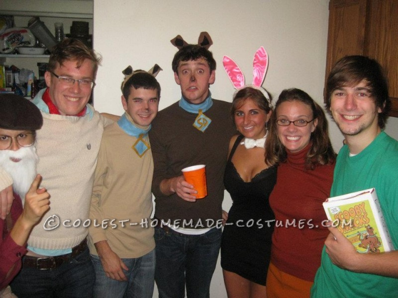Last Minute Scooby And Scrappy Doo Costumes