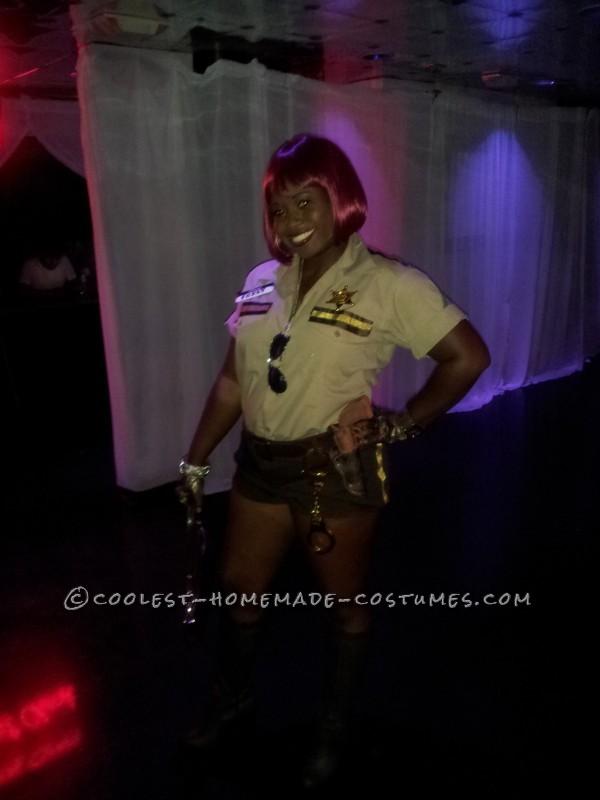 Homemade Sexy Sheriff Costume