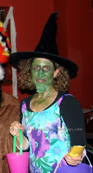 Coolest Sand-Witch Halloween Costume