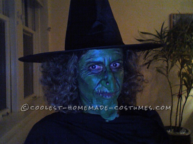 Coolest Sand-Witch Halloween Costume - 3