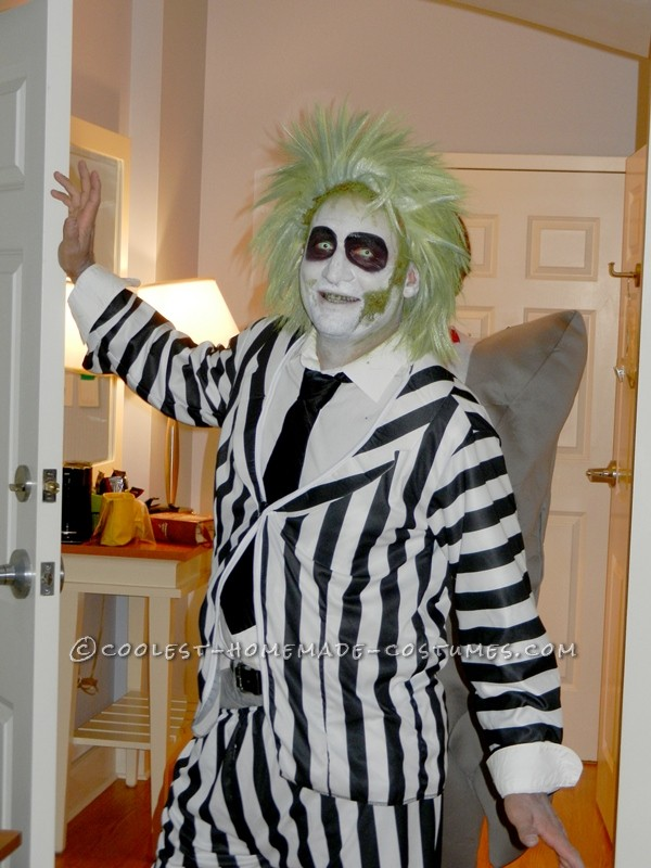 Crazy, Creative Beetlejuice and Miss Argentina Couple