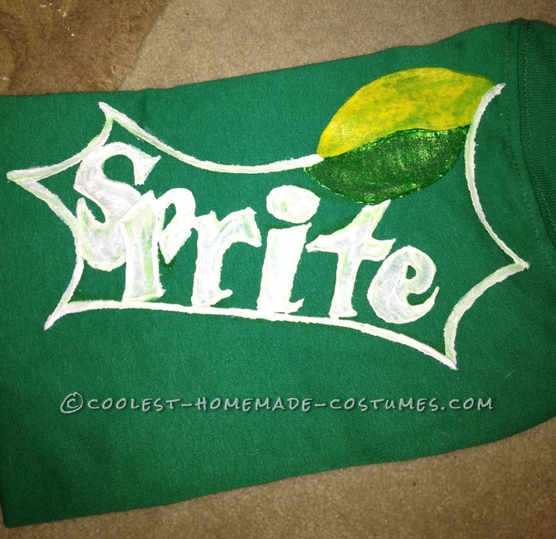 Crown and Sprite Halloween Couples Costume