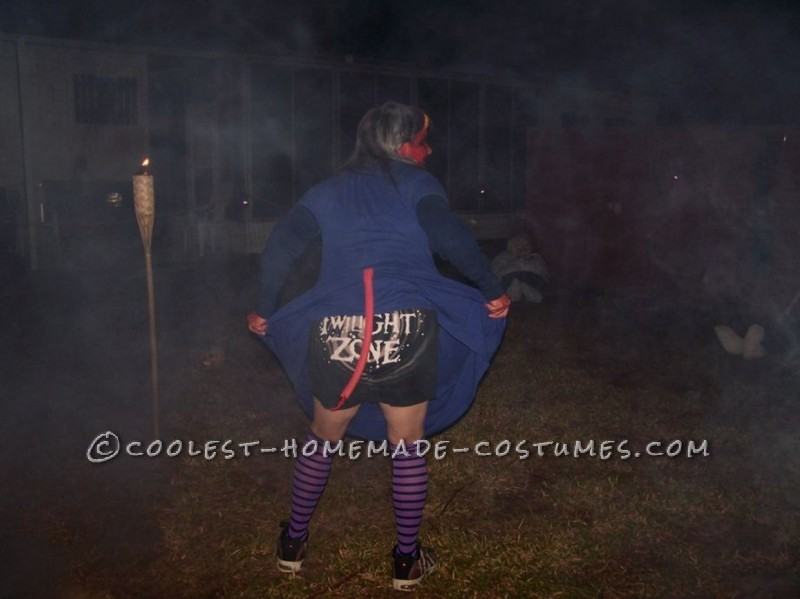 Original Wordplay Costume Idea: Devil in a Blue Dress - 3