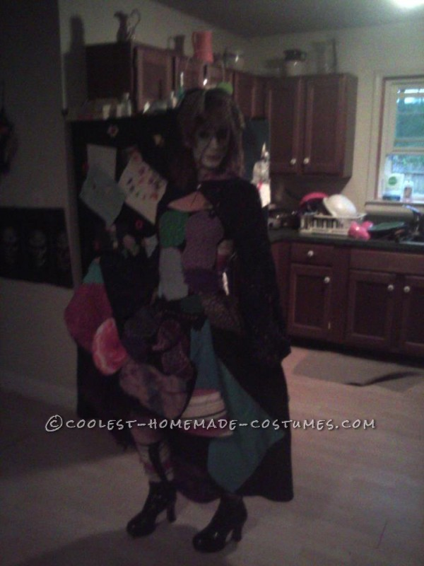 Homemade Costumes Inspired by Dr. Finklestein's Nightmare Before Christmas Creations - 3