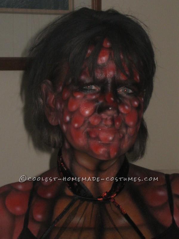 Dragon Lady Face