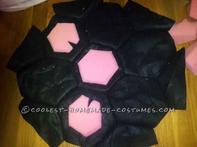 Hexagon shell