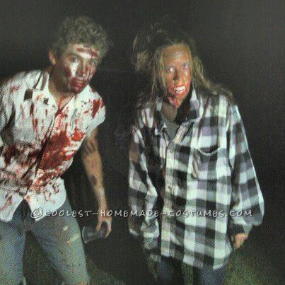 Easy Scary Zombie Costume