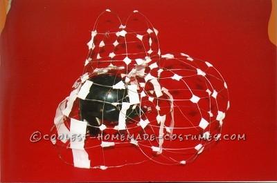 Epic Deluxe Homemade Yoshi Costume - 4
