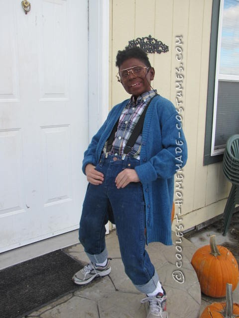 Coolest Urkel Costume from the TV Show Family Matters