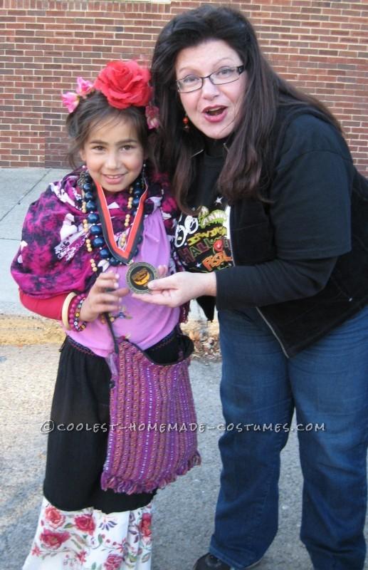 Zeta wins 1st Prize as Frida