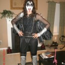 I've always had a long tongue and for years people said I should dress up as Gene Simmons. In 2010, I finally did. I wanted to make the
